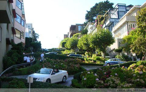 美国之旅:旧金山 - 田园之歌 - idyl.田园之歌