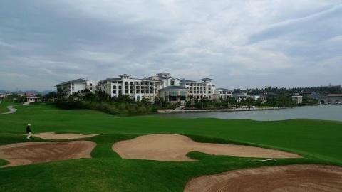 【第四届两岸三地律师高尔夫球友谊赛】 - 梁赤 - 梁赤的博客