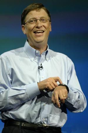 微软公司正筹备盛大晚会欢送盖茨 - 阳光月光 - 阳光月光