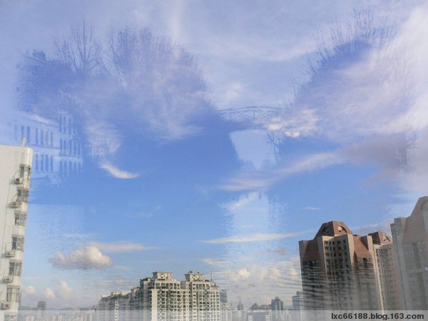 (珍藏)一组罕见的海市蜃楼图片 - 心舞飞扬 - 休闲时光的博客
