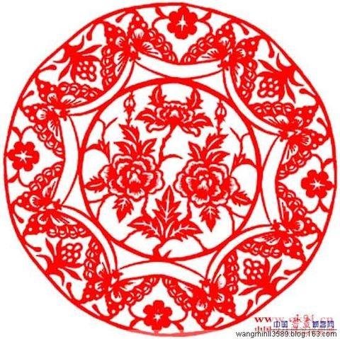 中国剪纸——民间艺术的奇葩  - 平安是福 - 平安是福的博客