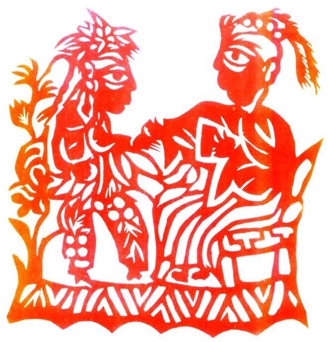 六十年中国杰出剪纸艺术大师和剪纸艺术家介绍之五 - 梦回氾城 - 中国襄城剪纸