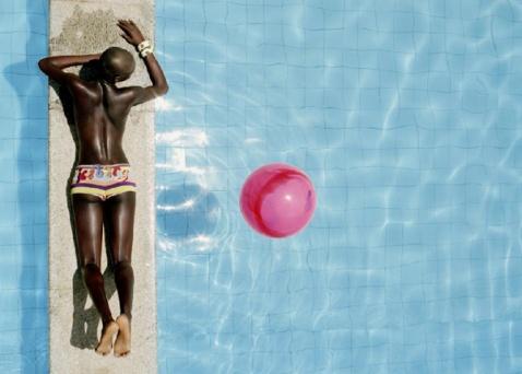 Frederic Pinet摄影欣赏 - 五线空间 - 五线空间陶瓷家饰