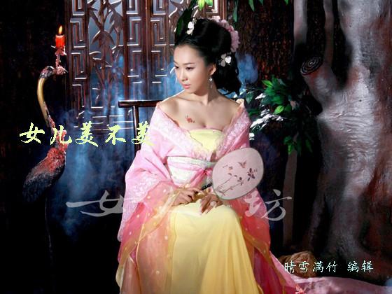 古典美女 - 鸿福齐天(*^_^*) - ---超级陈帅哥!