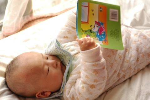 宝宝的第一课 - 雷雨 - 雷雨的博客
