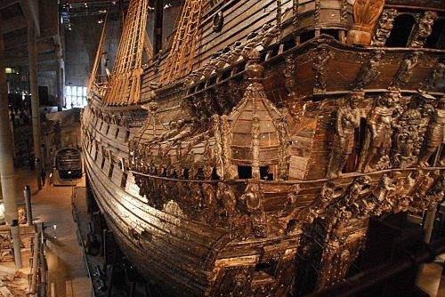 瓦萨博物馆___古老的沉船 - 西樱 - 走马观景
