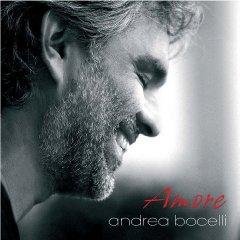 Andred Bocelli 第十张专辑《Amore爱慕》 - kklaodai - kklaodai的博客