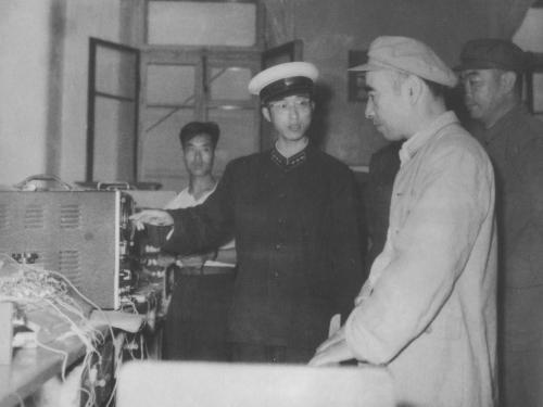 哈军工传连载: 第五十二章 (四) - 老藤 - tengxuyan 的博客