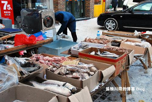 韩国和中国街头摆摊小贩的区别(图) - 孤独川陵 - 800天环游地球 孤独川陵