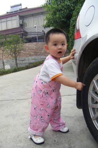 宝宝十八个月 - 邗江春晓 - 似水年华,记忆永恒!