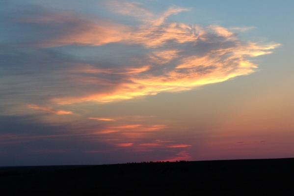 美丽的呼伦贝尔草原 - 风景这边独好 - 风 景 这 边 独 好