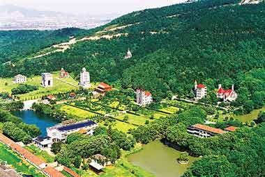 中国最奢侈的村庄