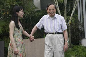 杨振宁:没遇到翁帆也会再婚(组图)(3) - 柳乐童 - 柳墅乐童