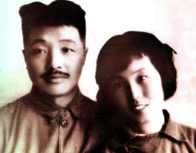 难得一见的中国十大元帅夫妻照,您见过吗? - h_x_y_123456 - h_x_y_123456的博客