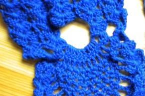 简单实用的小围巾 - 梅兰竹菊 - 梅兰竹菊的博客