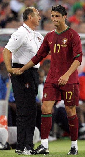 保莱塔承诺葡萄牙会提高小小罗遗憾自己抓不住机会
