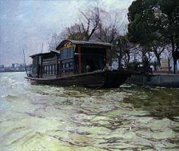 七律、南湖红船[原创] - 白水泉 - 白水泉的博客