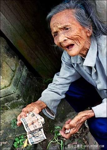 一个老人被饿死的全过程 - 东方一枝梅 - 东方一枝梅
