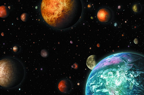 孤独地球 - 《新发现》杂志官方博客 - 《新发现》杂志官方博客