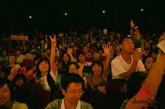 活动回顾:王力宏《恋爱通告》耀莱影城造势