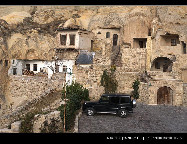 世界级美景___卡帕多奇亚的神奇石头 - 西樱 - 走马观景