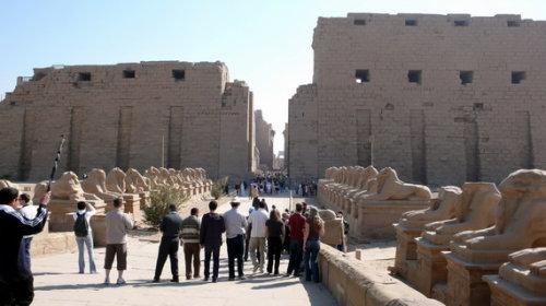 闲话:重返埃及(六·上) - 方方 - 方方