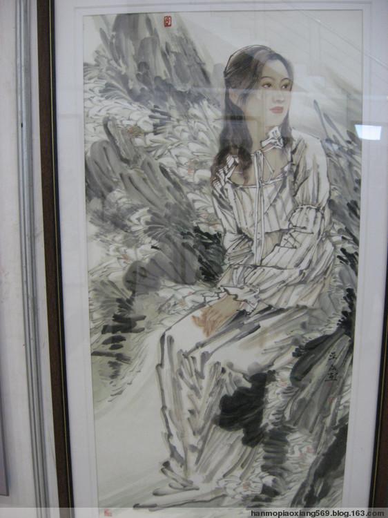 参加山东五届文博会 - 平湖墨客 - 颜建国的书画评论和文学原创博客