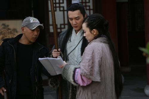 横店生活之天师钟馗 - 冯绍峰 - 冯绍峰の部落格