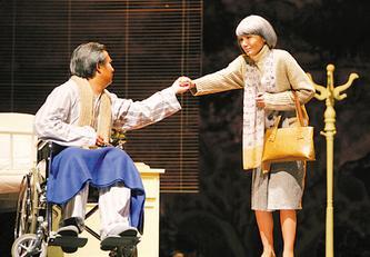 话剧《暗恋桃花源》之观感B -- 袁泉,黄磊表演篇, 20080203