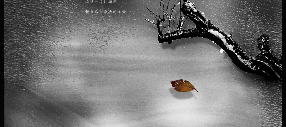 心情音画:冬天来了,春天还会远吗 - 飘雪冬天的气息 - 飘。雪灵。的博客
