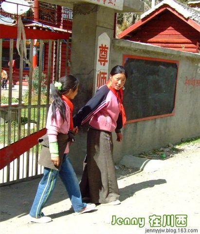 2007十一康巴川行.3.--世外桃源之八邦 - jennyyjw - yang-jenny的旅行博客