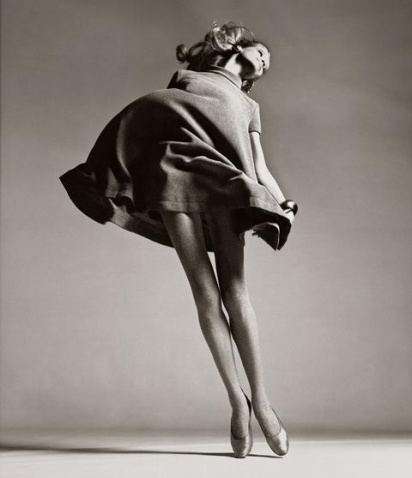摄影大师理查德·阿维顿(Richard Avedon)-1958-1972 - 五线空间 - 五线空间陶瓷家饰