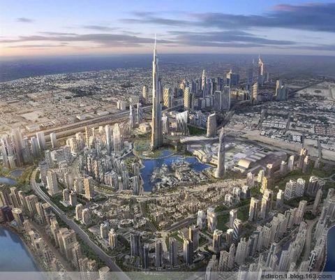 杜拜-- 用金錢堆砌o既城市 - Sailormoon - Sailormoon