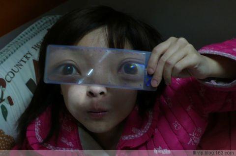 放大镜照片 - 李黎 - 确实是增长的过程