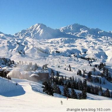 Skiiiiiiiii! - Lyria - En Montgolfière……