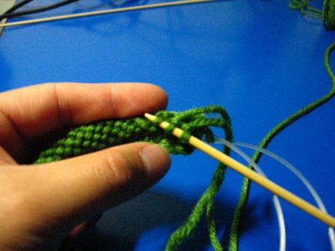 机器领毛衣(附教程) - tping20031214 - tping的编织世界