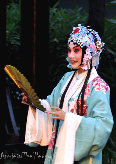 实拍:临水听曲-实景昆曲《牡丹亭》 KunQu Opera:Peony Pavilion - 鱼儿 - 鱼儿的遨游生活