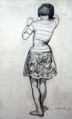 我的绘画历程(原创) - 粉画家吴锡安(亚亚) - 粉画家吴锡安(亚亚)