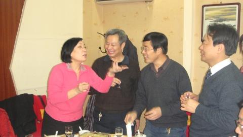 王董应邀参加省中小企业局座谈会 - 河北顺捷公司 - 河北顺捷公司