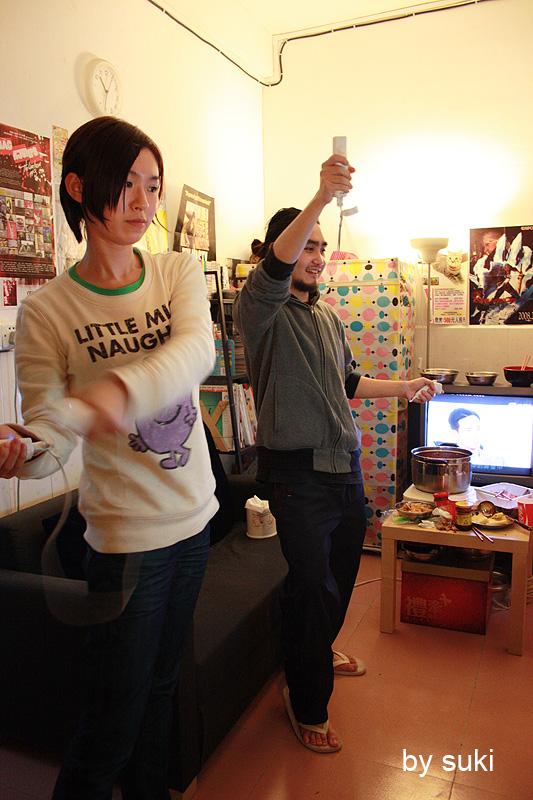 过年前的火锅 - 小suki - 小suki的电玩便当