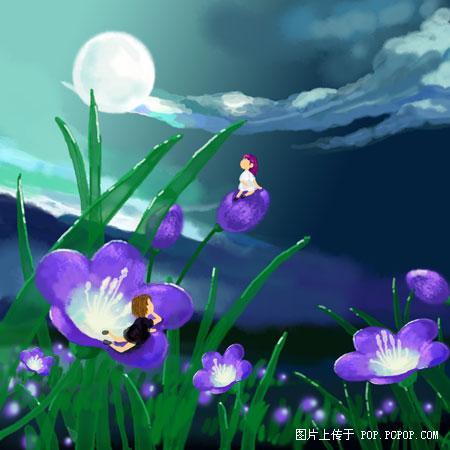 春夜 - 余音 - 汀兰小居