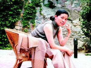 倪萍 - 水无痕 - 明星后花园