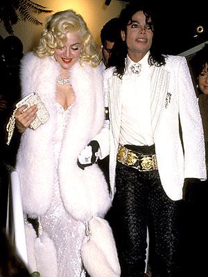 麦当娜与杰克逊