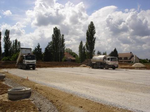 法国民居别墅的建造 (六) 地基的处理 - pfspfs666.popo - 反三的博客