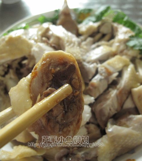 广东白切鸡嫩滑的秘密是什么?