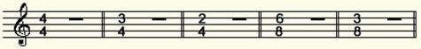 【线谱】《乐理基础知识》第三章 音符 - 星空间 - .