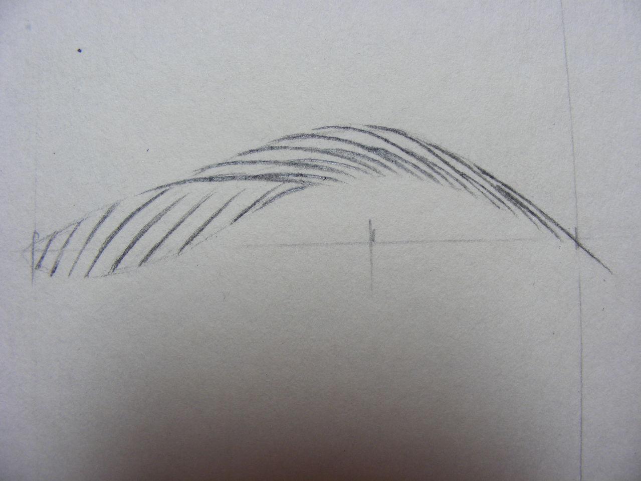 3d素描眼睛的画法步骤 素描眼睛的画法步骤