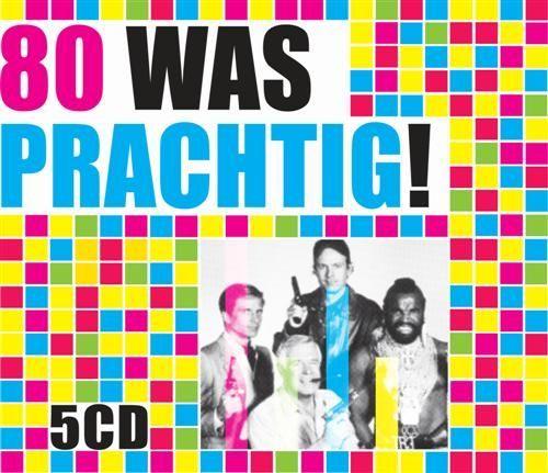 VA - 80 Was Prachtig Volume 2 [5CD] 2009 - 意大利铁匠 - 分享劲爽节奏--XINBO21