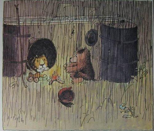 [雅诺什经典绘本]噢,美丽的巴拿马 - 红茶无语 - 红茶无语