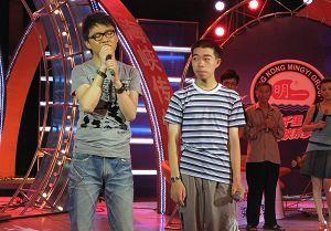 """今晚20:20东南卫视播放""""海峡传情""""的节目哦 - 刘嘉亮 -                  刘嘉亮"""
